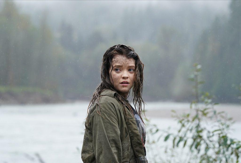 Jade Pettyjohn dans 'Big Sky'