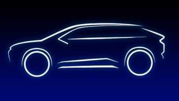 Première Image. Toyota «montre» Un Suv 100% électrique En Europe