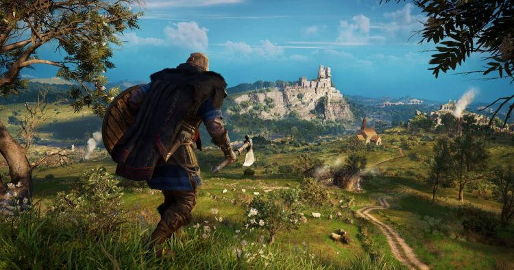 Carte Assassin's Creed Valhalla