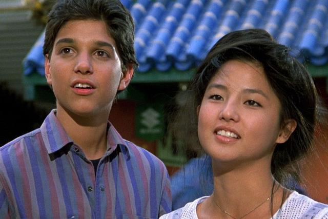 """Kumiko est apparu pour la première fois dans """"Karate Kid 2"""" (Photo: Sony Pictures Home Entertainment)"""