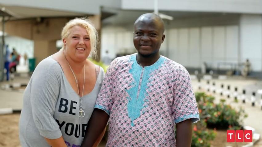 Angela Deem et Michael Ilesanmi de 90 Day Fiancé