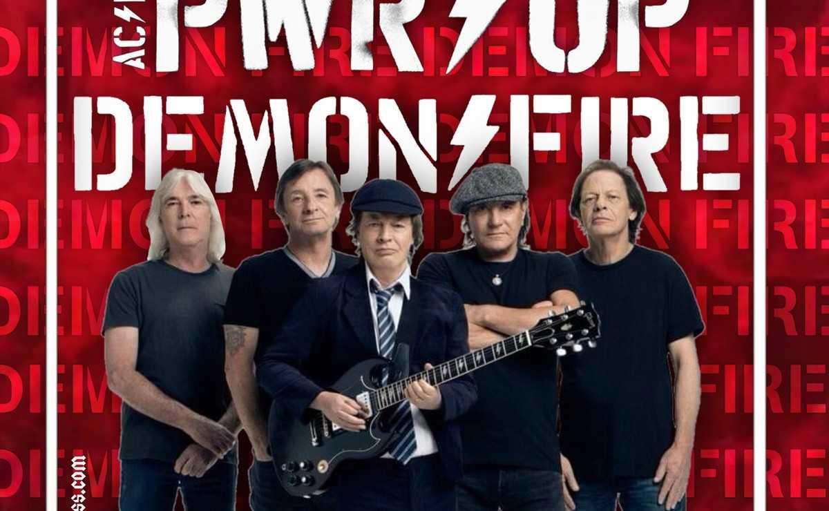 AC / DC partage une nouvelle vidéo pour 'Demon Fire'