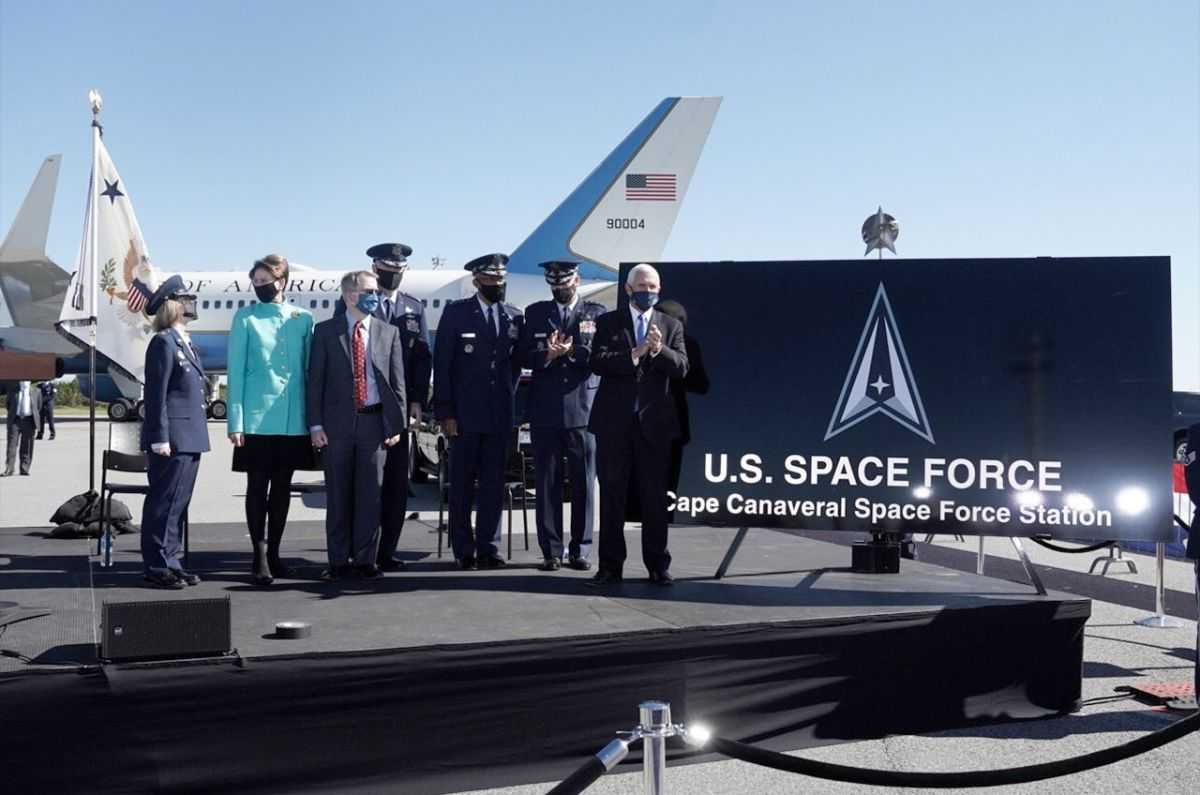 Les Bases De Cap Canaveral Redessinées Pour Space Force, Mais