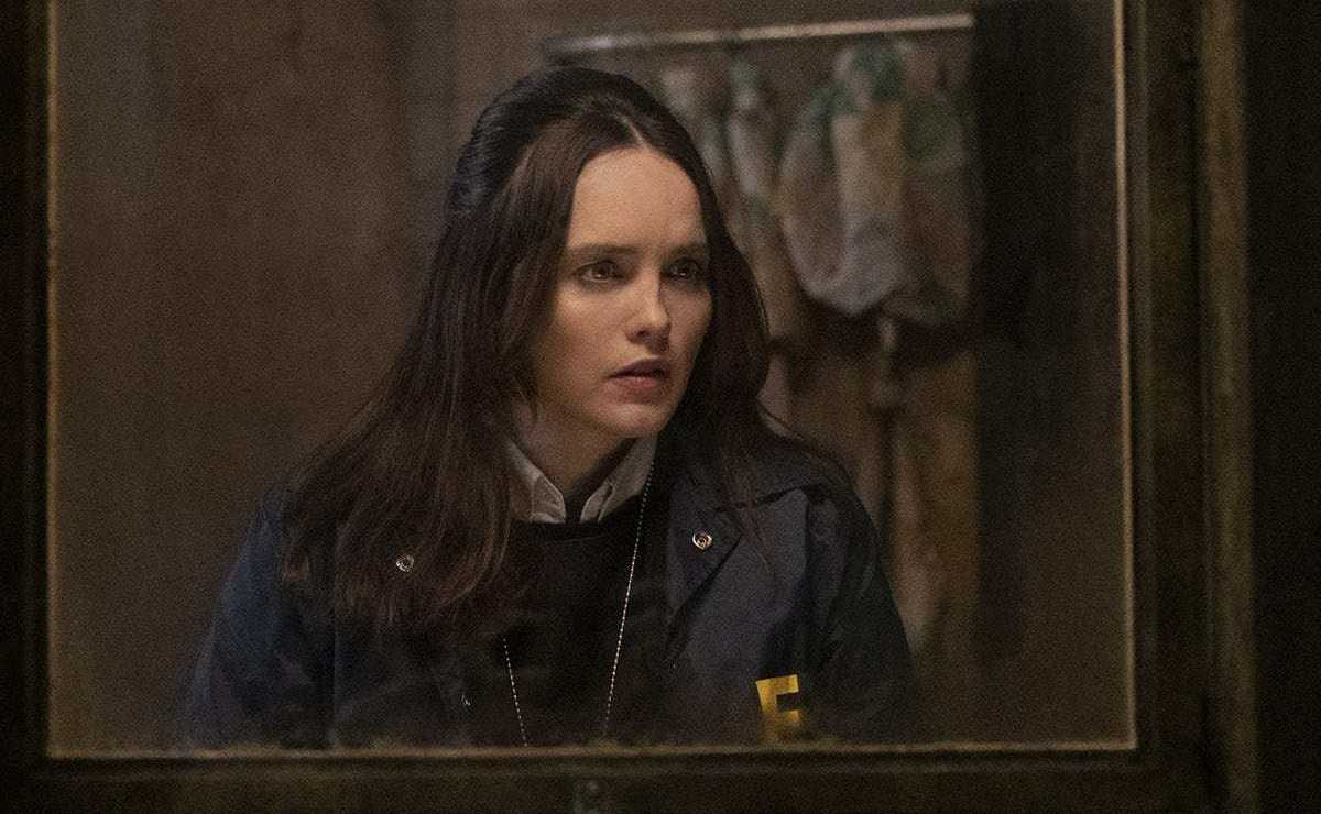 Le spin-off de `` Silence of the Lambs '' partage sa première bande-annonce