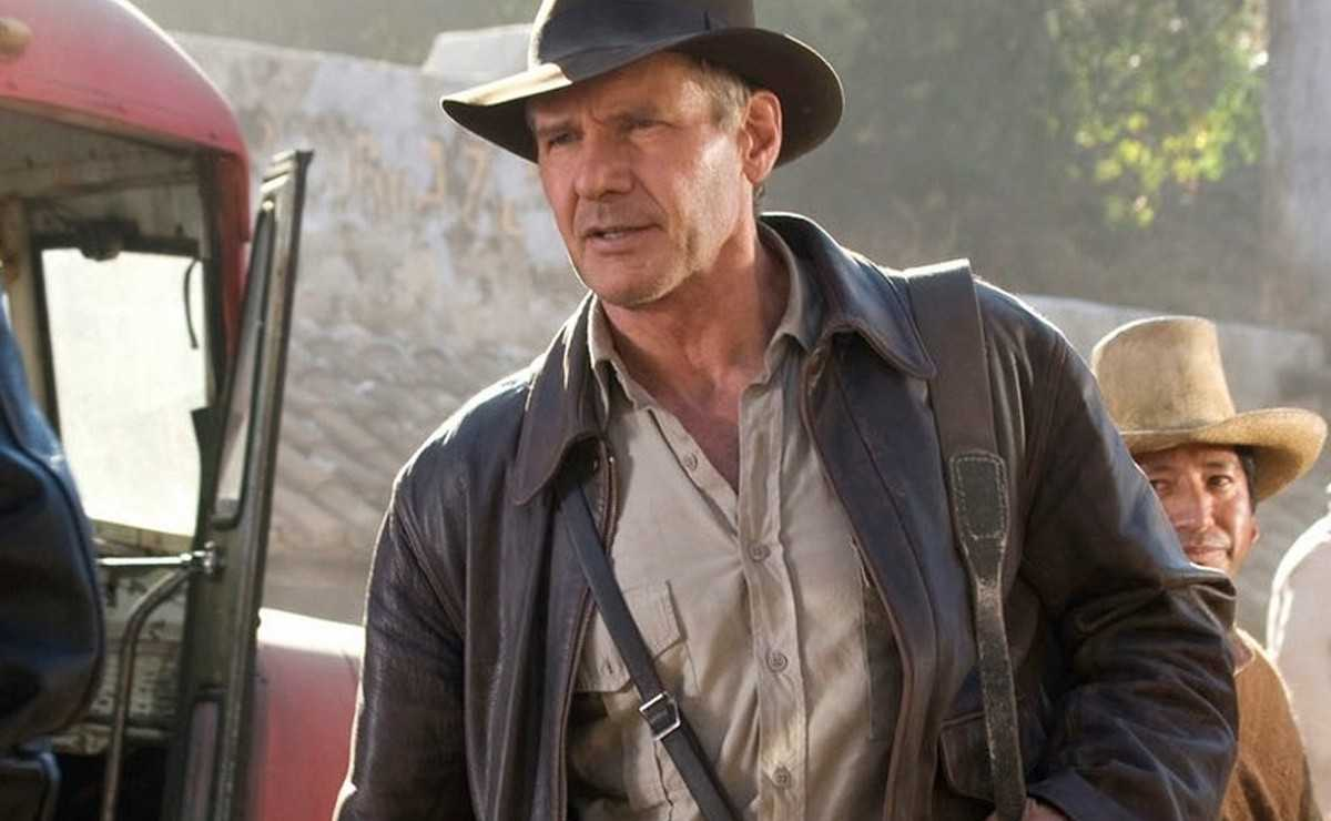 Harrison Ford ne sera pas dans 'Indiana Jones 5'