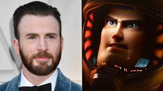 Chris Evans Exprimera Buzz Lightyear Dans Un Nouveau Film Préquel