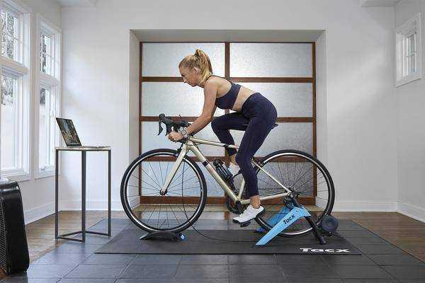 Soyez En Forme! Garmin Présente Le Home Trainer Tacx Boost