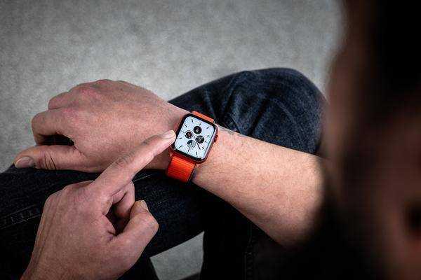 Prenez Une Capture D'écran Avec L'apple Watch: Voici Comment Cela