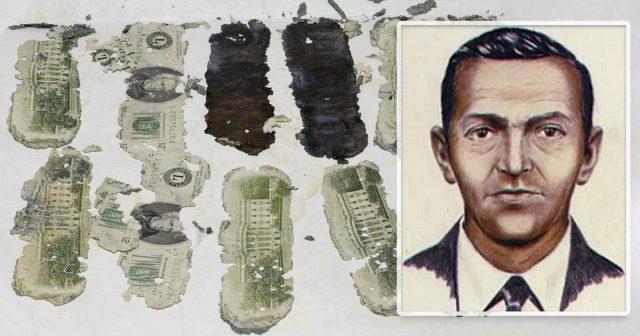 De DB Cooper, seules quelques pièces d'argent ont été trouvées (Photo: Histoire)