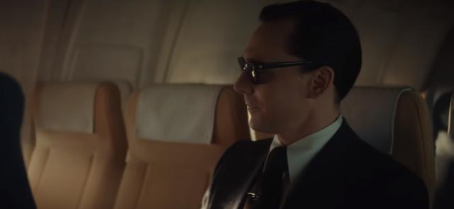Loki dans le rôle de DB Cooper dans la nouvelle bande-annonce de sa série pour Disney Plus (Photo: Marvel Studios)