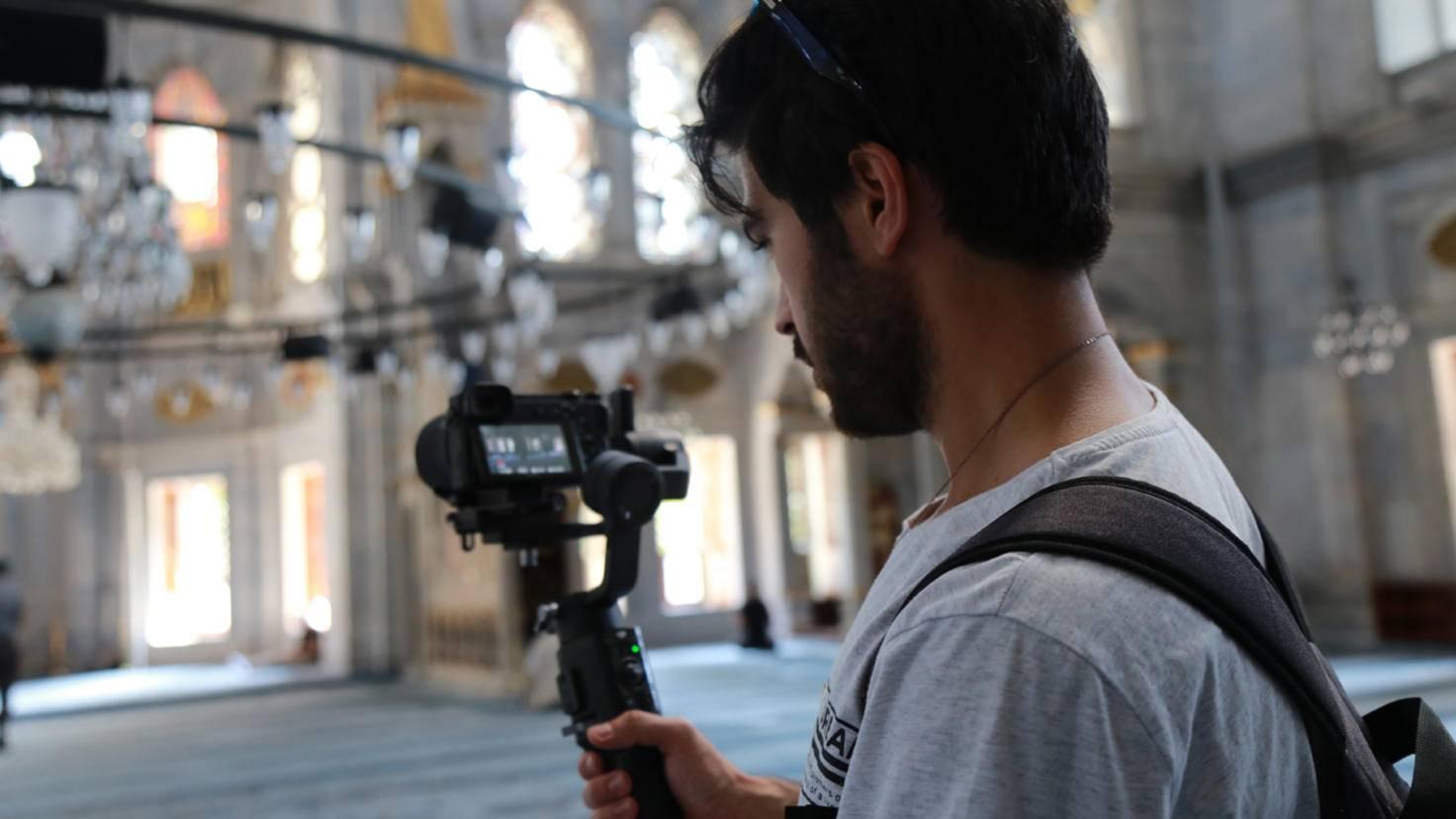 vlog-équipement-équipement-vlogger-accessoires-caméra-cardan