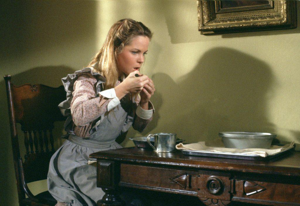 Melissa Sue Anderson de 'Little House on the Prairie'