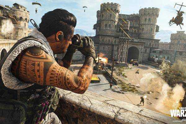 """""""call Of Duty Warzone"""" Obtient Deux Nouveaux Goulags"""