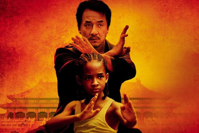 "La version de ""The Karate Kid"" avec Jackie Chan et Jaden Smith est sortie en juin 2010 (Photo: Columbia Pictures)"