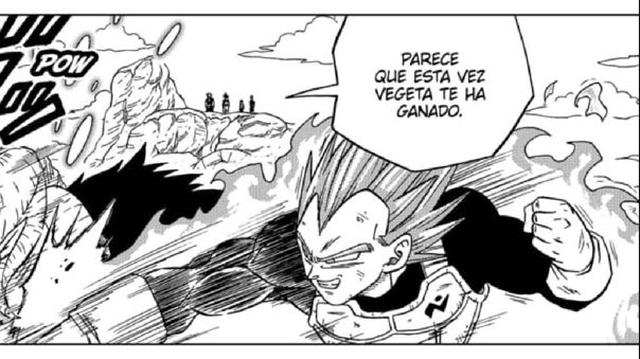 Vegeta vs Moro (Photo: Mangaplus)