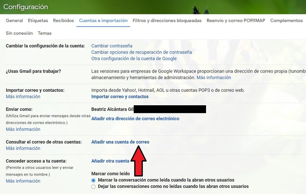Importer des e-mails d'autres comptes vers Gmail
