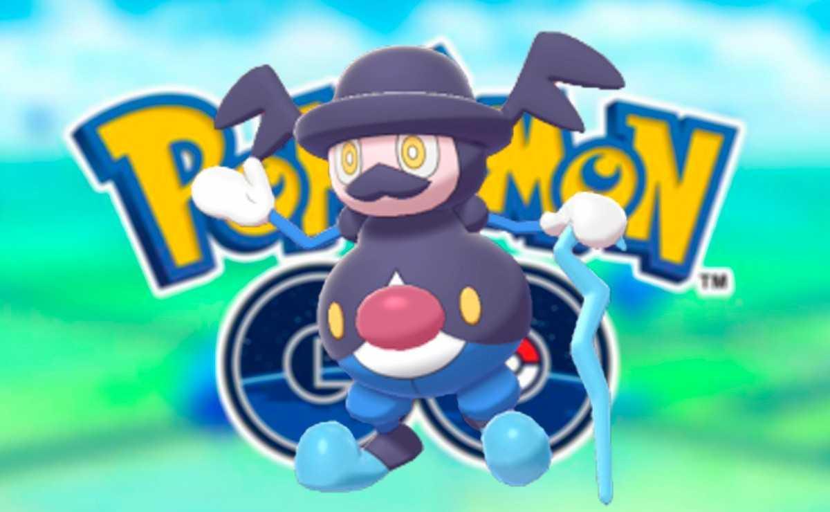 Quand M. Mine de Galar et M. Rime arriveront-ils dans Pokémon Go?