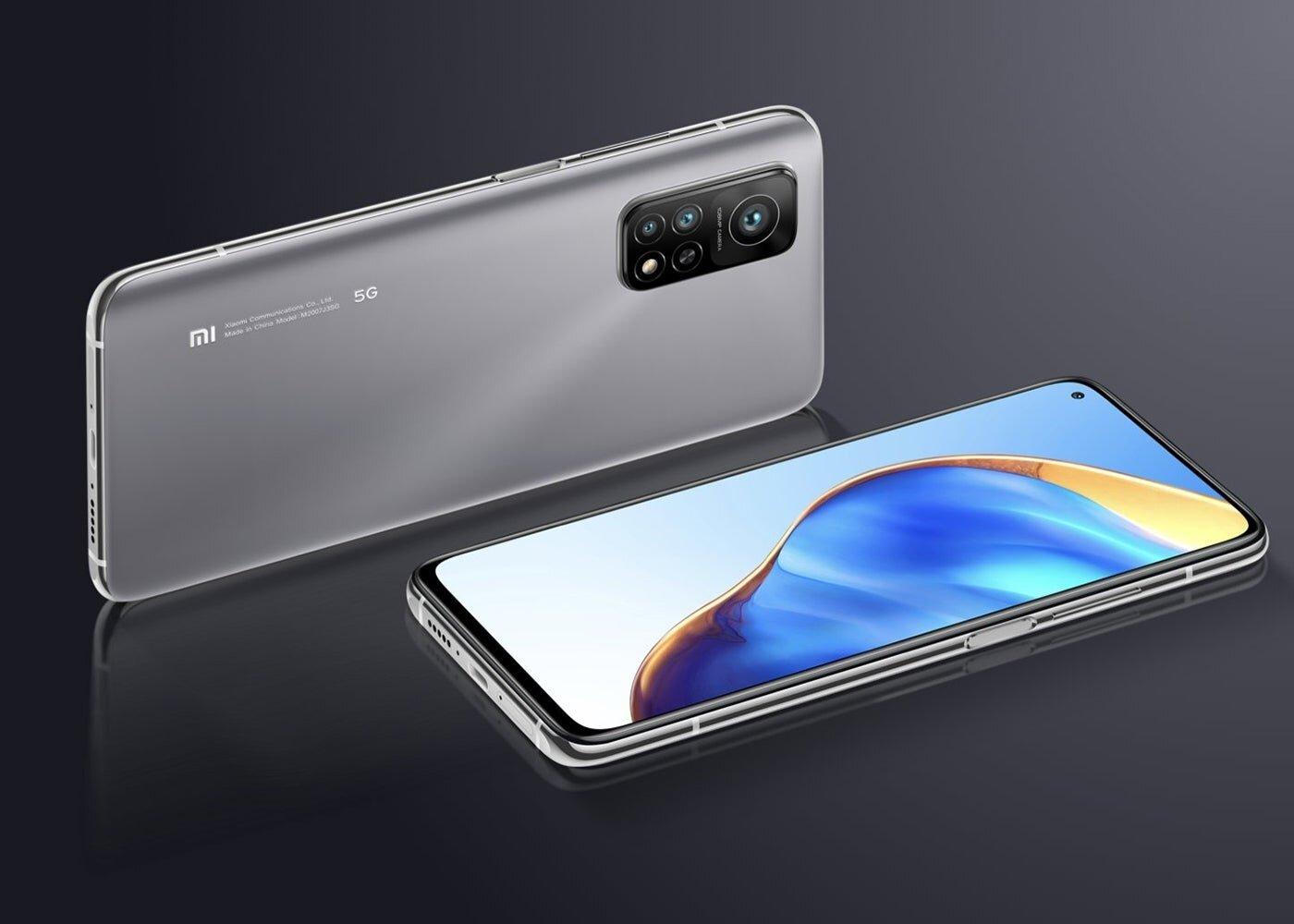 Xiaomi MI 10T Argent