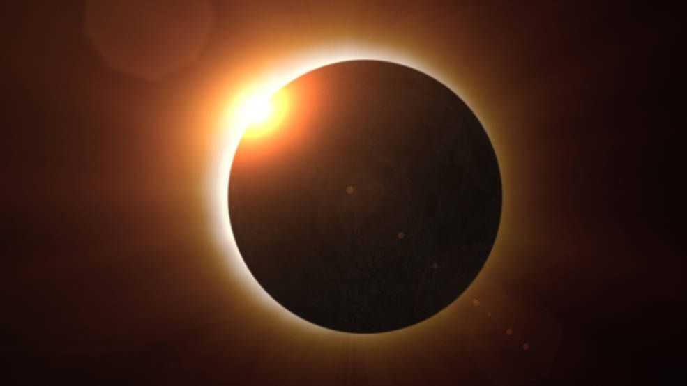 L'éclipse Solaire Totale De 2020: à Quelle Heure Commence T Elle?