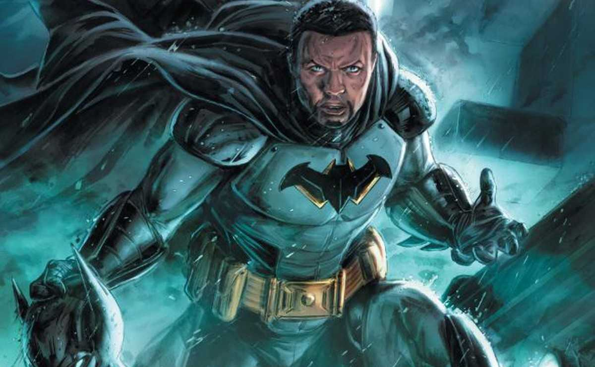 DC Comics a annoncé que le nouveau Batman serait noir