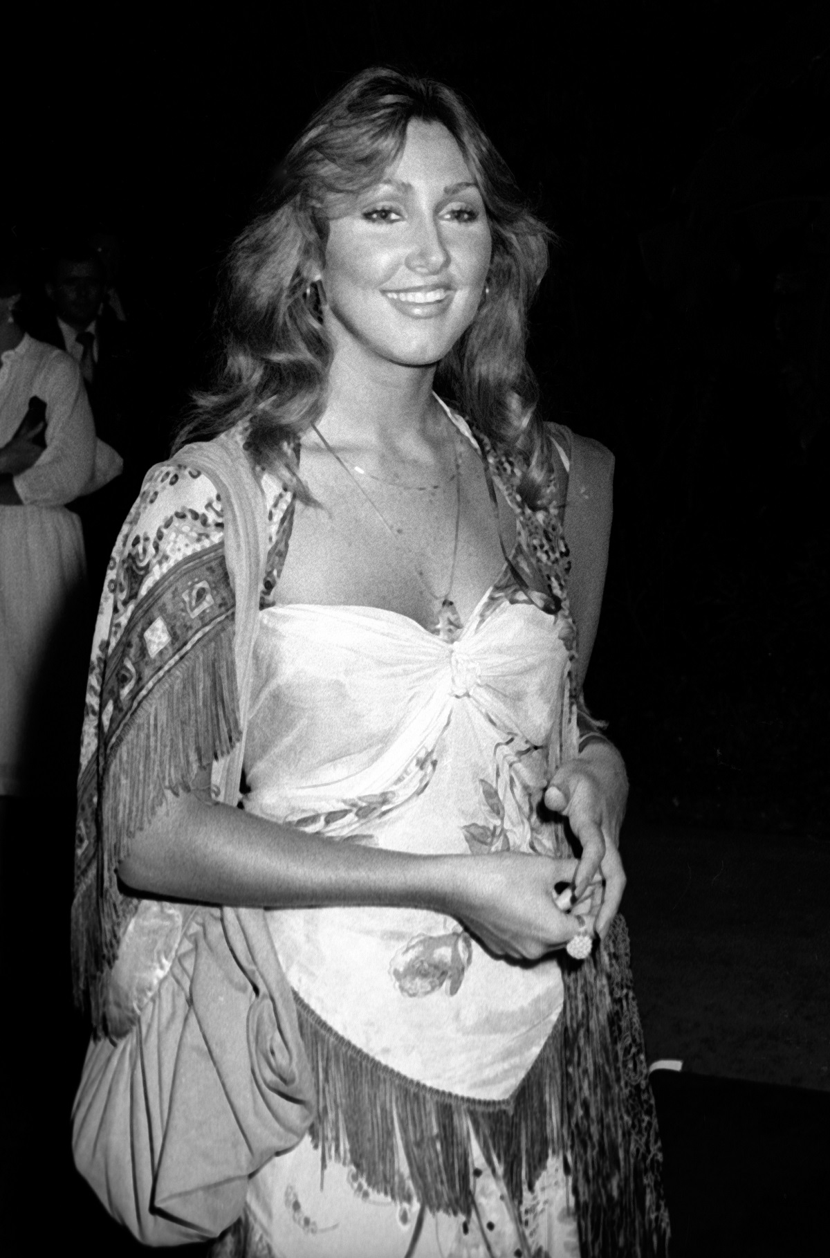 Linda Thompson en 1979
