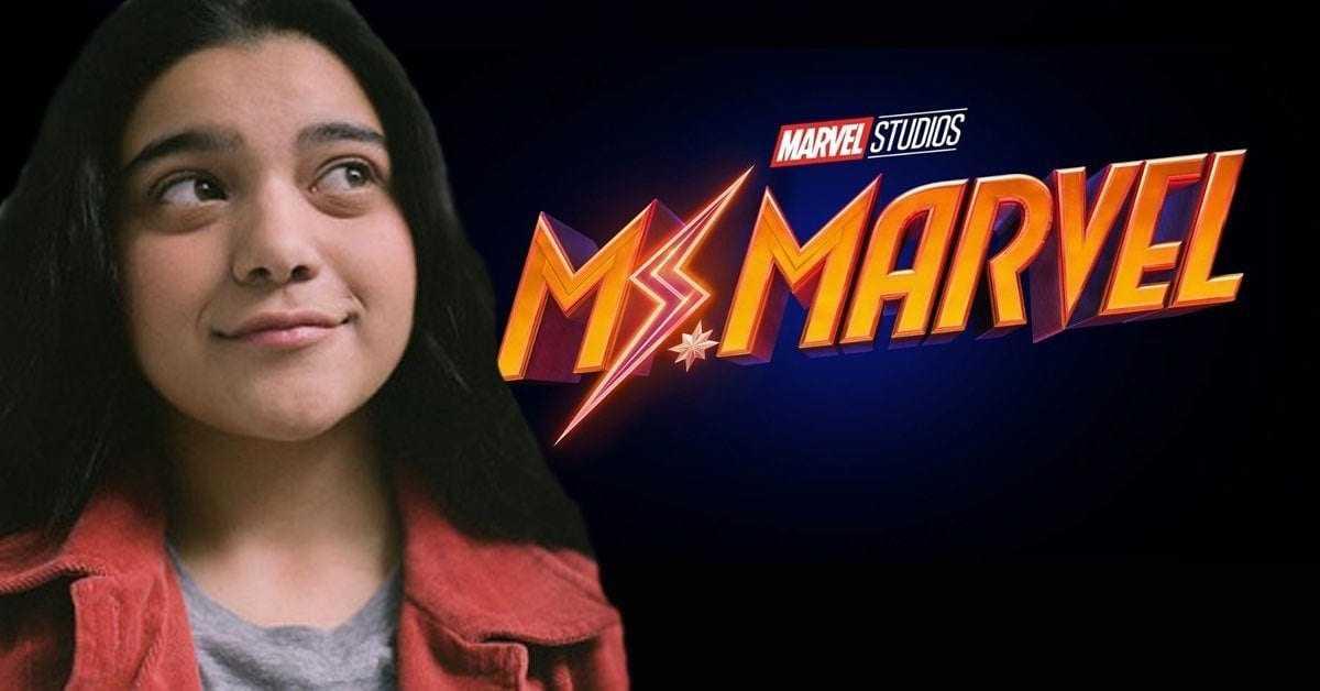 Mme Marvel Sizzle Reel Est Sortie Et Iman Vellani Comme