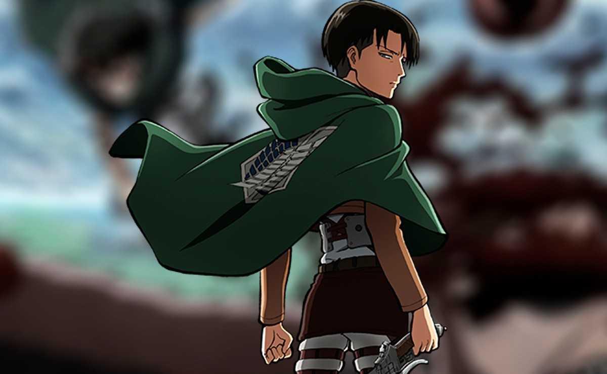 """Rencontrez Levi Ackerman, le soldat le plus puissant de l'humanité""""L'attaque des Titans"""""""