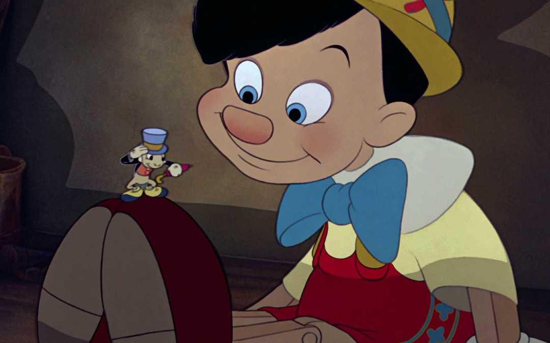Pinocchio Et Peter Pan Arrivent à Disney + En Tant
