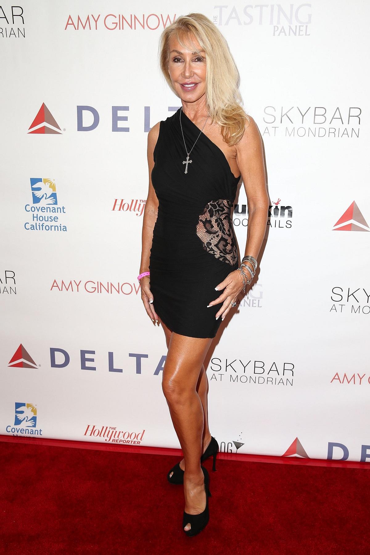 Linda Thompson en 2014