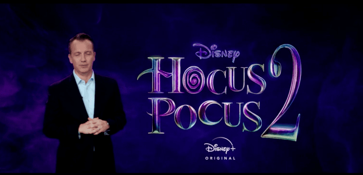 'hocus Pocus 2' Arrive Exclusivement à Disney +