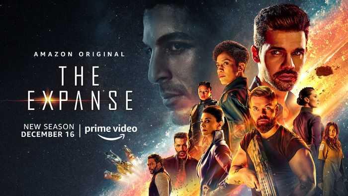 La Saison 5 De `` The Expanse '' Revient Sur