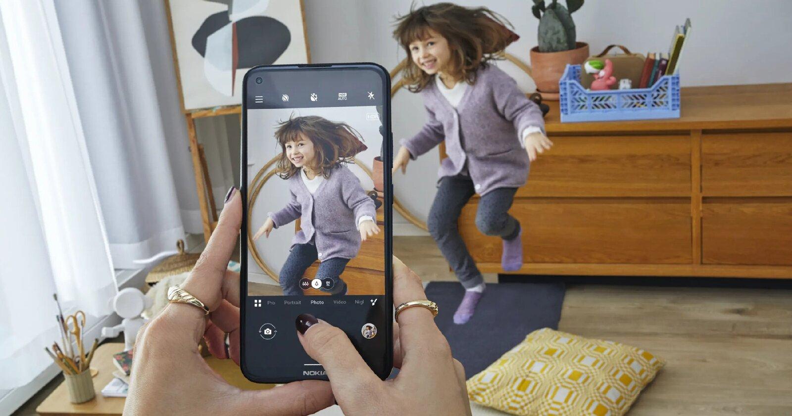 Le nouveau Nokia 5.4