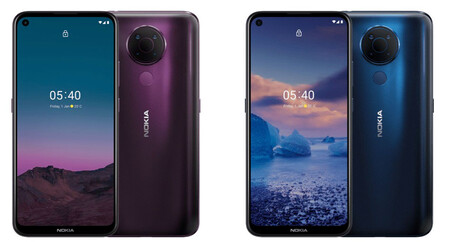 Nokia 5 4 Couleurs