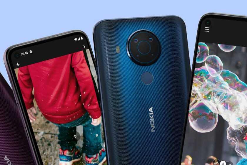 Nokia 5.4: un mobile 4G avec un prix plus ajusté sans renoncer à la signature Zeiss sur les objectifs