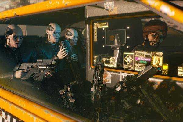 """""""cyberpunk 2077"""": Déverrouillez Et Utilisez Le Voyage Rapide"""
