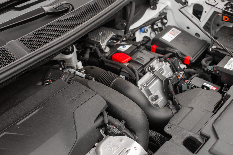 1.6 Moteur PureTech plus moteur électrique