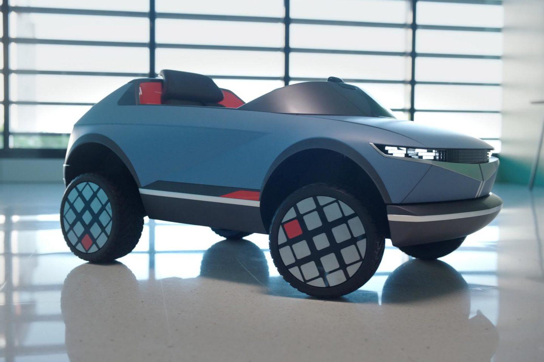 Hyundai EV enfants
