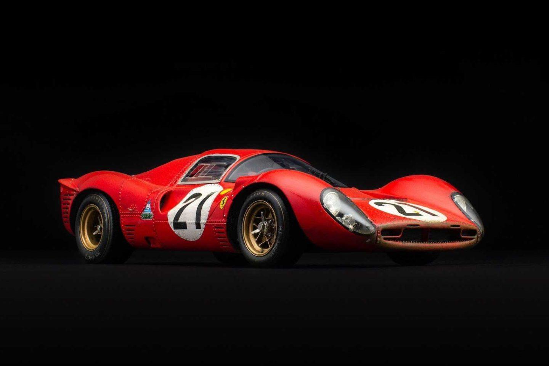 Amalgame Ferrari 330 P4