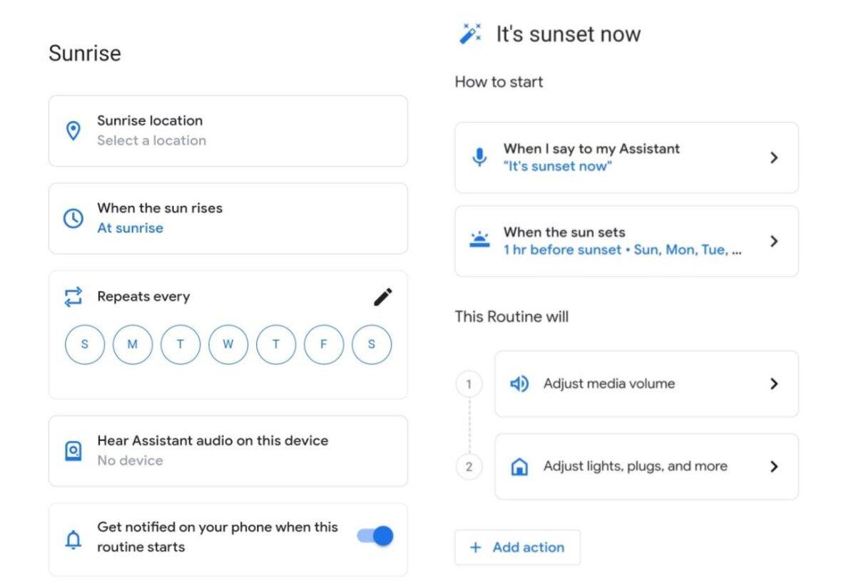 nouvelles fonctionnalités de l'assistant google
