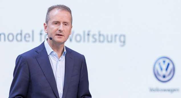 Volkswagen Approuve Le Plan électrique De Dies Et Garde Lamborghini