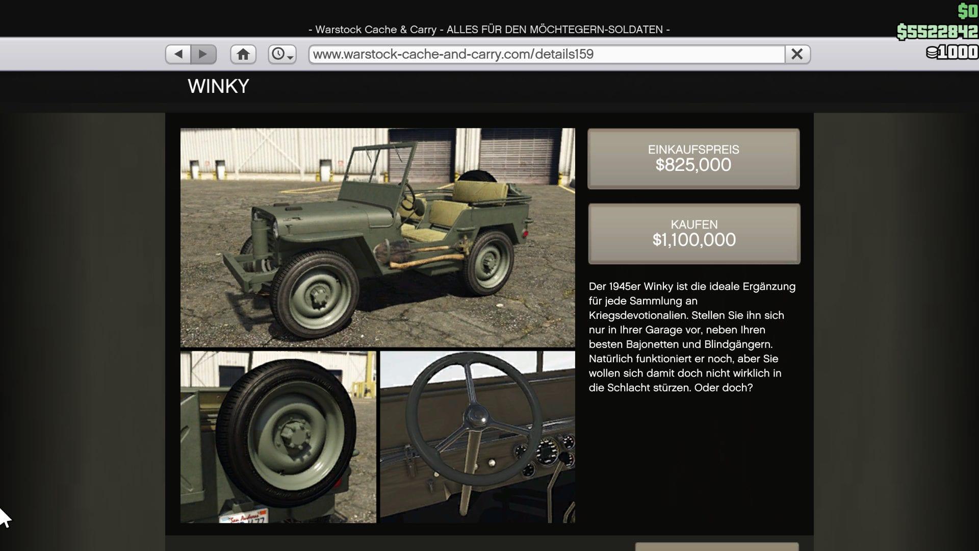 GTA Online - Winky