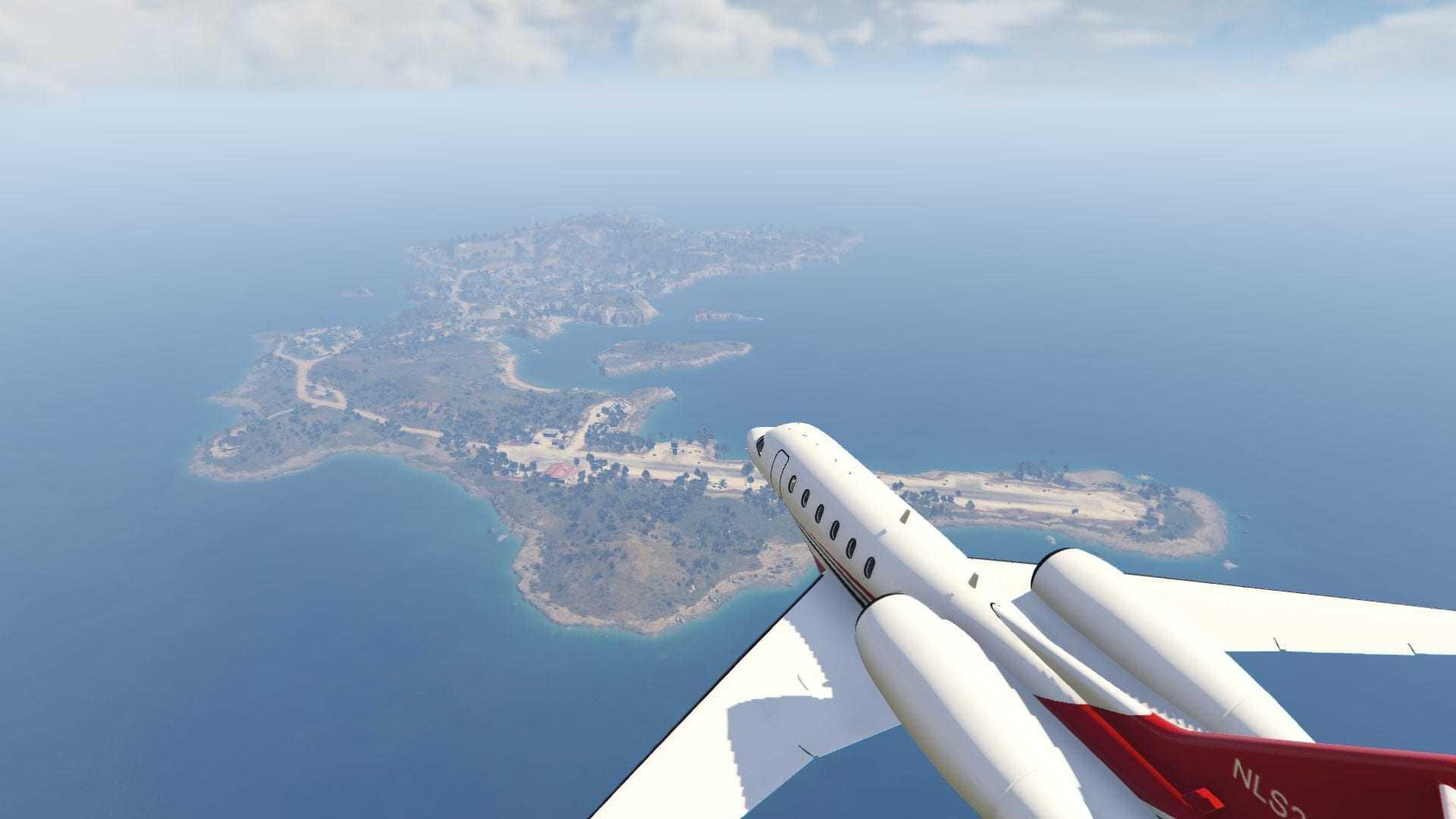 GTA Online - L'île privée de Cayo Perico