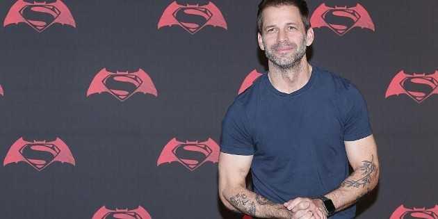 Justice League: Zack Snyder révèle les nouveaux détails de la coupe Snyder