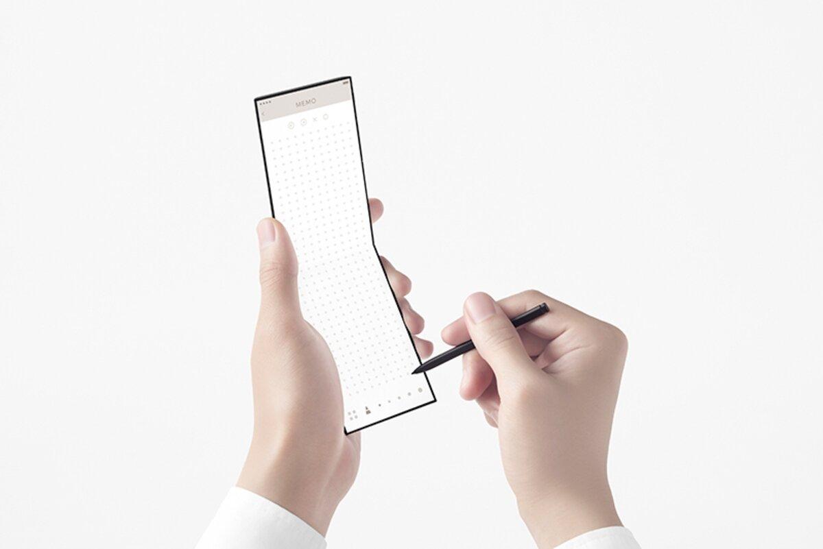 OPPOXnendo, le nouveau design de pliage du fabricant chinois
