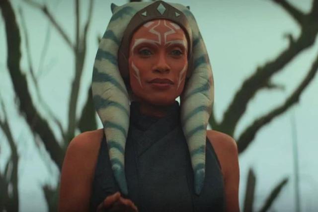 """Rosario Dawson joue Ahsoka Tano dans """"The Mandalorian"""", mais fera-t-elle partie de """"Obi-Wan Kenobi""""?  (Photo: Disney +)"""