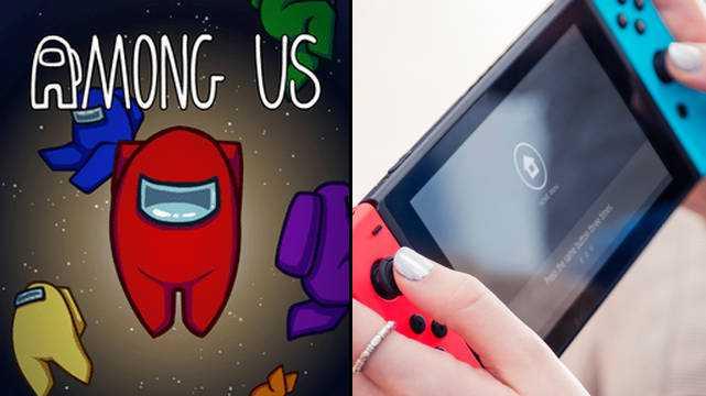 Parmi Nous Est Maintenant Disponible Sur Nintendo Switch