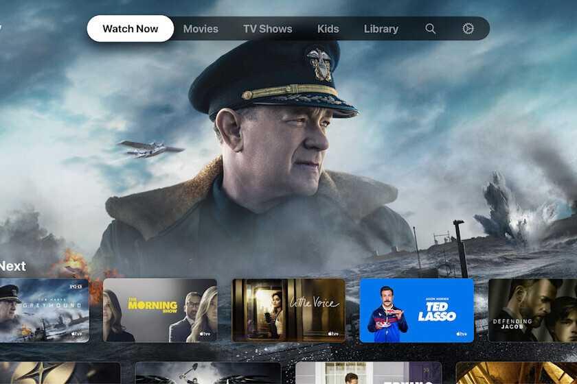 L'application Apple TV arrive sur Chromecast et Android TV: derrière, c'est quand il était étrange de voir un service Apple sur les appareils Google