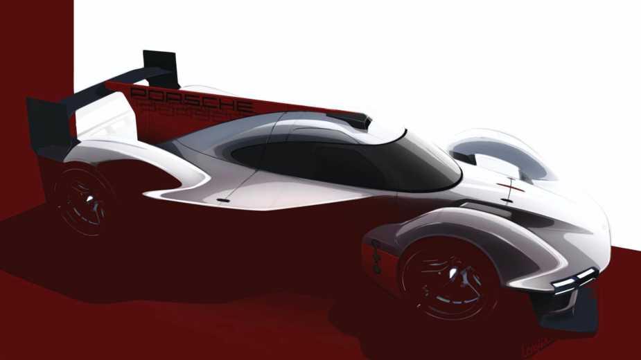 Officiel. Porsche Revient Aux 24 Heures Du Mans En 2023