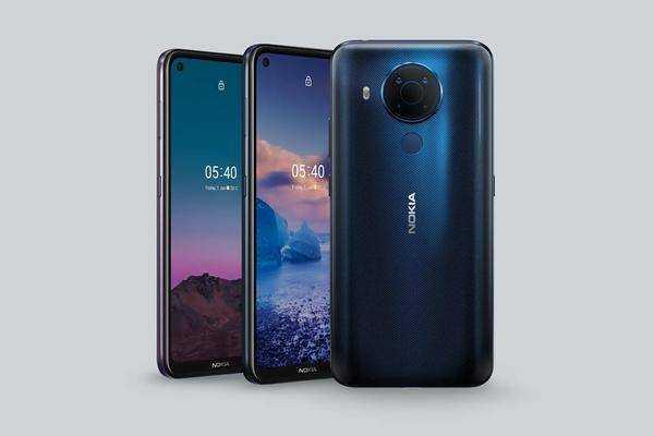 Nokia 5.4 Et C1 Plus Présentés: Nouveaux Smartphones à Partir