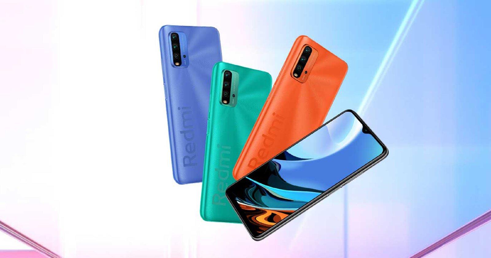 Xiaomi Redmi 9 Puissance